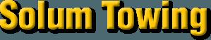 Solum Towing logo