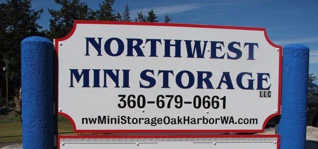 Storage & Northwest Mini Storage LLC | Storage Units | Oak Harbor WA