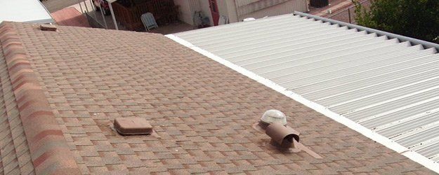 Roof maintenance or replacement services