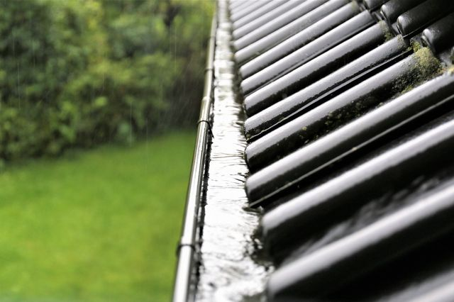 Signs Of Clogged Underground Downspouts – AAA Superior Construction