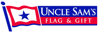 Uncle Sam's Flag & Gift-Logo
