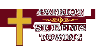 Patriot-St. Denis Towing-Logo