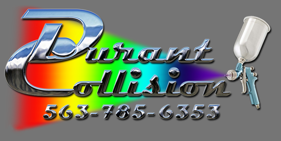 Durant Collision Repair-Logo