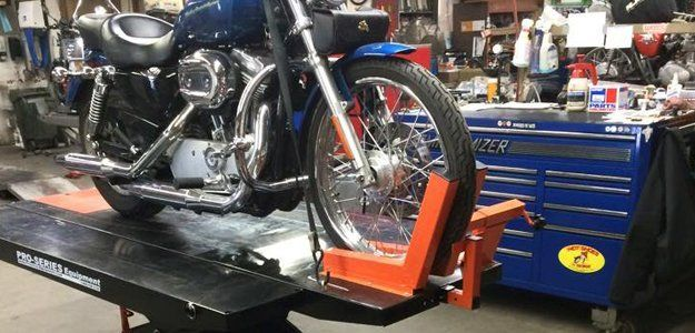 Suter's Speed Shop | Motorcycle Services | Madison, WI
