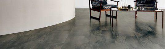 Vinyl Tile Floor