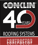 Conklin 40 Years Roofing Systems