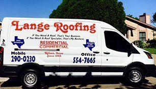 Roofing Van