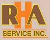 RHA Service Inc. - Logo