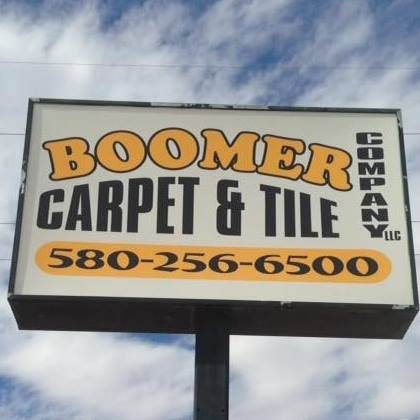 Boomer Carpet & Tile Co. - Logo