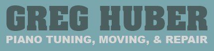 Greg Huber Piano Tuning, Moving, & Repair - logo