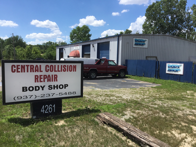 Central Collision Repair | Custom Paint | Huber Heights, OH