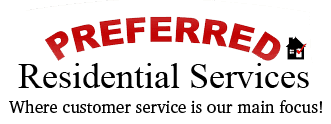 Preferred Residential Services - Logo