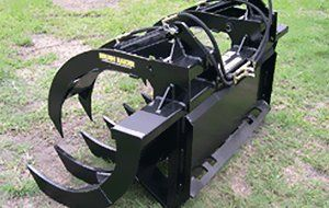 BR series tractor rake