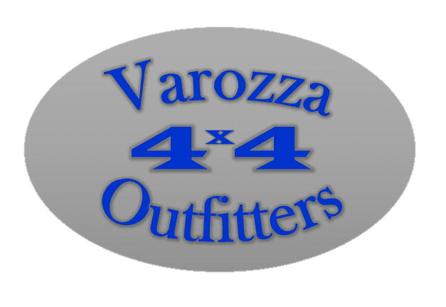 Varozza 4 X 4 Outfitters - Logo