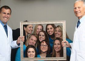 Dental health education team