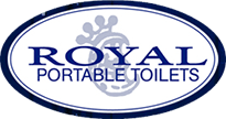Royal Portable Toilets - Logo