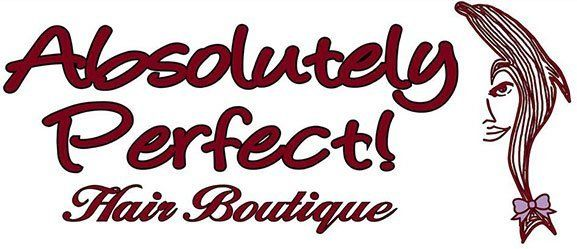 Absolutely Perfect Hair Boutique & Photo Studio - Logo