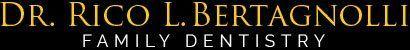 Dr. Rico L Bertagnolli Family Dentistry Logo