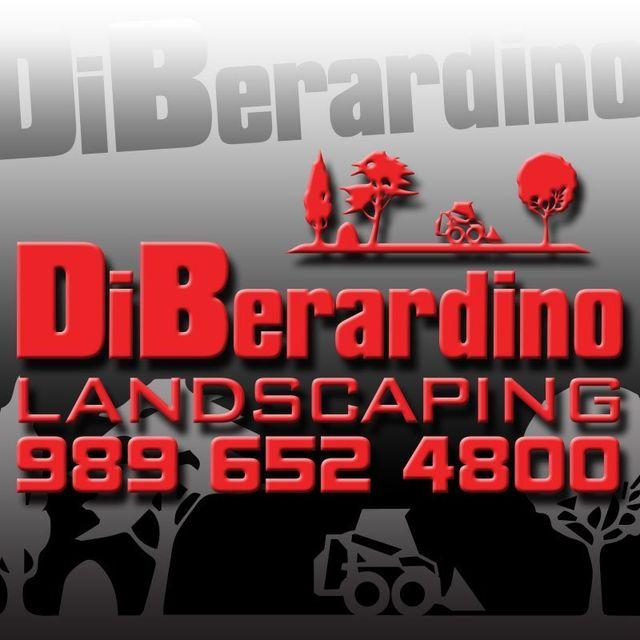Diberardino Landscaping - logo
