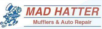 Mad Hatter Mufflers & Auto Repair - Logo