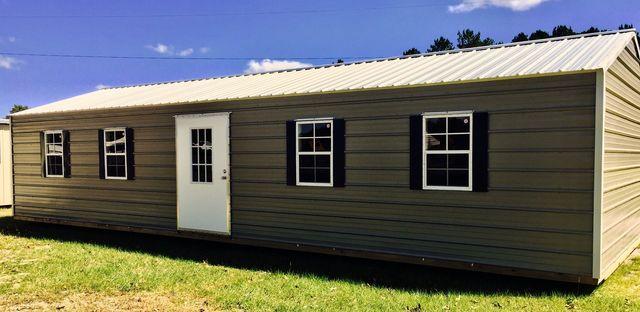 Anderson Enterprises | Portable Building | Wiggins, MS