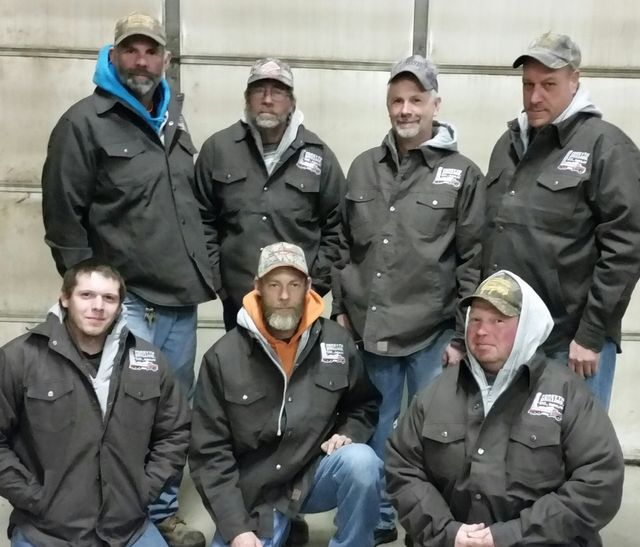 Forsyth Drilling Inc. team