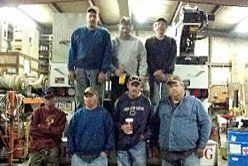 Forsyth Drilling Inc. team