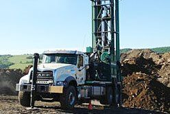 Water well services