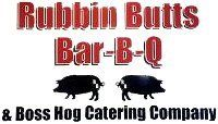 Rubbin Butts BBQ  Logo