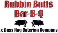 Rubbin Butts BBQ  Logo