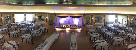 Floor Plans Banquet Hall Kenosha Wi