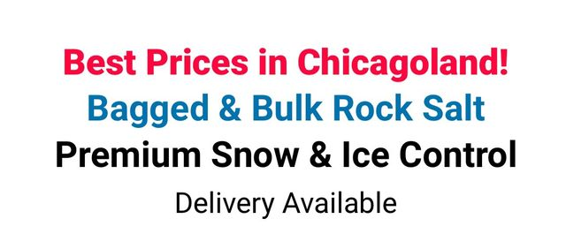 Ice Melt | Snow Melt | Chicago, IL | Get Salt Now