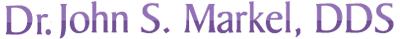 John S. Markel, DDS logo