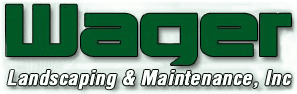 Wager Landscaping & Maintenance Inc - Logo