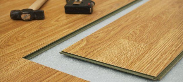 laminate flooring by Royal Floor Covering
