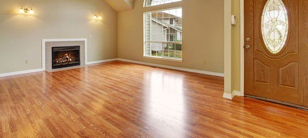 hardwood flooring by Royal Floor Covering