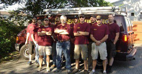 Saffer Plumbing & Heating team