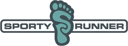 The Sporty Runner - Logo
