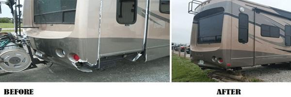 RV Collision Repairs | RV Damage Repair | Salem, IL