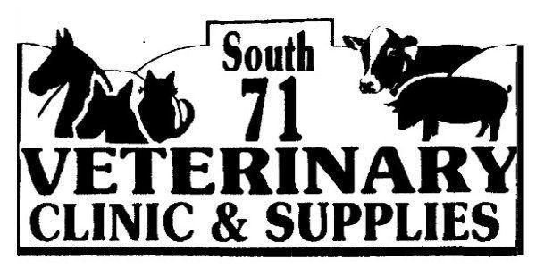 South 71 Veterinary Clinic & Supplies - Logo