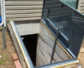 Cellar Door Replacements Handrail Installation Moore Ok