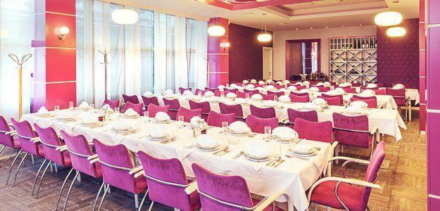 Regular banquet room