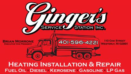 Ginger's Oil Company Inc-Logo