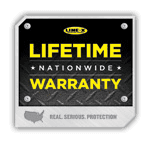 Lifetime Nationwide Warranty