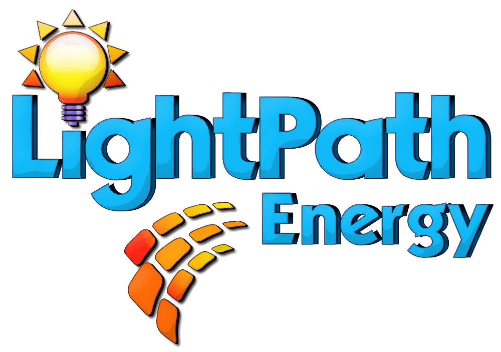 LightPath Solar - Logo