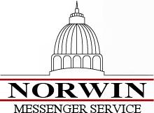 Norwin Messenger Service logo