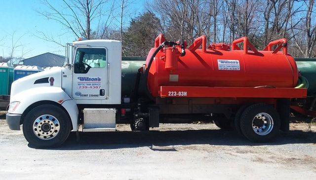 Wilson's Septic Tank & Portable Restroom Service, Inc