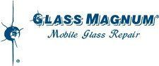 Glass Magnum of Salem - Logo