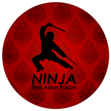 Ninja Thai Asian Fusion Logo