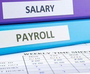 Payroll and salary